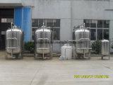 Trattamento dell'emolliente di purificazione di acqua del sistema del RO
