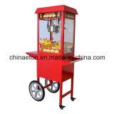 [هوت-سلّينغ] تجاريّة الفشار صانع, الفشار آلة مع عربة وعجل ([إت-بوب6-ك])