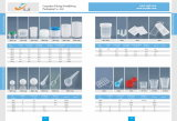 Горячий продавая образец пластмассы высокого качества