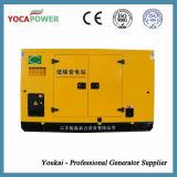 diesel elétrico Soundproof Genset do gerador de 3 fases de 30kw Cummins