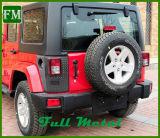 Kit del corpo del cappuccio dell'ABS per il Wrangler Jk Rubicon Sahara della jeep
