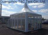 De aangepaste Tent van de Pagode van pvc Gazebo van het Aluminium voor de Partij van de Gebeurtenis