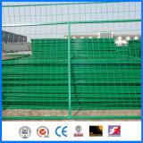 Frontière de sécurité de route incurvée par approvisionnement de maillage de soudure de la Chine de qualité