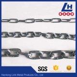 Гальванизированная G30 стальная цепь соединения Nacm96