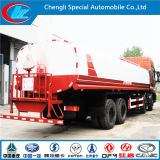 Dongfeng Volume 25cbm 8X4 Oil Transport Fuel Tank Truck