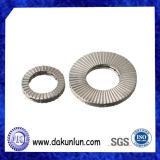 China Factory Custom Stainless Steel Lock Washer
