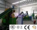 Hoher automatischer Abfall/verwendeter Reifen, der Produktions-Maschinen-/Tyre-Zerkleinerungsmaschine-Maschine mit Cer ISO9001 SGS aufbereitet