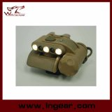 Des Airsoft Sicherheits-Sturzhelm-Licht-LED Intensität Sturzhelm-des Licht-LED des Blau-3