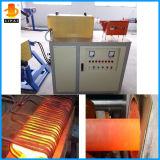 machine de pièce forgéee de chauffage par induction 50kw/four pour la billette de barre