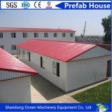 좋은 품질 싼 가격을%s 가진 샌드위치 위원회로 만드는 환경 친절한 강철 Prefabricated 모듈 집