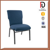 Стул Hall церков ткани популярного высокого качества голубой (BR-J031)