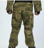 カムフラージュの屋外の着るBdu Fgカラー正常な摩耗のカムフラージュのあや織り