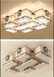 Luz quadrada simples moderna do pendente para a sala de visitas
