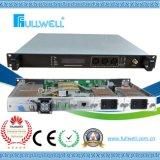 2X8dBm CATV 1550nm Transmisor óptico externo con Cnr> 52dB, Sbs: 13-19dBm Adj.