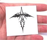 Autoadesivo impermeabile provvisorio alla moda del tatuaggio di arte dell'autoadesivo del tatuaggio