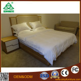 OEM White Ash Wood Bedroom Bedroom Bedroom Set for Sale