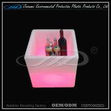 Grande benna di ghiaccio variopinta ricaricabile del vino del LED