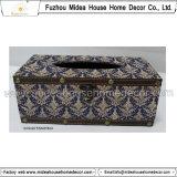 Hermoso patrón de caja de pañuelos mayorista