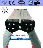 Qualität-Falten-Metalljobstep-Schemel-Strichleiter