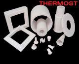 1800 formas de forma de vácuo de fibra de cerâmica (fibra de cristal)