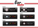 StereoRadio van de Stem van de Auto de Audio Auto RadioDIN 4*60W van de Interface USB Bas/Drievoudige