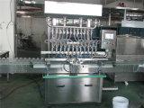 Автоматическая машина завалки силы тяжести для соуса сои уксуса спирта вискиа