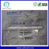 追跡のための動物またはペットRFIDマイクロチップの札