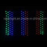 Luzes líquidas do diodo emissor de luz da decoração do feriado da cor do diodo emissor de luz 4 de Digitas