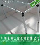 Erstklassiger moderner einfacher Konstruktionsbüro-Executivschreibtisch mit Stahlrahmen