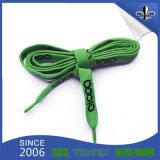 Цветастые изготовленный на заказ шнурки с вашим логосом (HN-XD018)