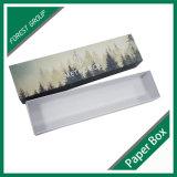 Personalizado impreso caja de regalo de diapositiva de cartón (fp 8039111)