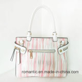 Atacado Designer Moda Mulheres PU Snake Handbags (LY060226)