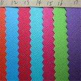 El cuero sintetizado de la PU para el cuaderno cubre Hw-456