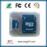 실제적인 수용량 마이크로 메모리 카드 TF 카드 마이크로 SD 카드