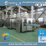 Terminar la máquina embalada automática de la planta de embotellamiento del embotellado del agua potable