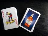 Tarjetas que juegan de papel de los diseños de Ballantine