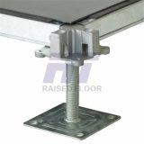 pavimento di accesso alzato HPL antistatico di 600*600*35mm con il testo fisso integrale del bordo (un bordo smussato da 45 gradi)
