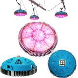 UFO 225W 가득 차있는 Specturm LED는 플랜트 Veg를 위해 가볍게 증가하고 개화한다