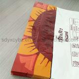 Мешок алюминиевой фольги пластичный упаковывать легкой закускы Ziplock одиночный/мешок застежки -молнии