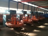 Oxygen-Free銅の棒のための上向きの連続鋳造機械