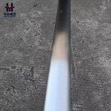 Tubo ranurado de acero inoxidable, tubo de ranura, barandilla de cristal