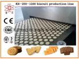 KH-Cer-anerkannte Lebensmittelproduktion-Maschine für Biskuit