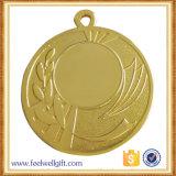 Pinstarの豪華な鉄の金属はスポーツのブランクメダルを制作する