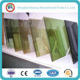 vidrio reflexivo de oro 24k de 5m m con el certificado de la ISO
