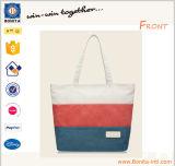 新しい女性のキャンバスのシンプルな設計の贅沢なショッピング・バッグ