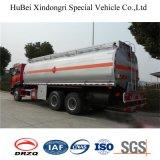 23cbm FAWのユーロ4の燃料タンクのトラック