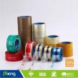 18 ans d'approvisionnement usine BOPP adhésif pour emballage Ruban Carton d'étanchéité