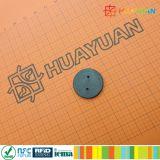 Impermeables durables reciclan la etiqueta lavable del lavadero de la frecuencia ultraelevada H3 de 860-966MHz PPS