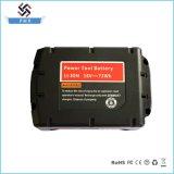 батарея електричюеского инструмента Лити-Иона 18V 6.0ah для Milwaukee M18