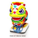 De welkom Machine van het Spel van het Vermaak van de Rit van Kiddie van de Leeuw voor Kinderen (zj-BC23)